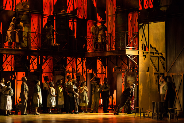 Photos: Glimmerglass Festival Opens with PORGY AND BESS