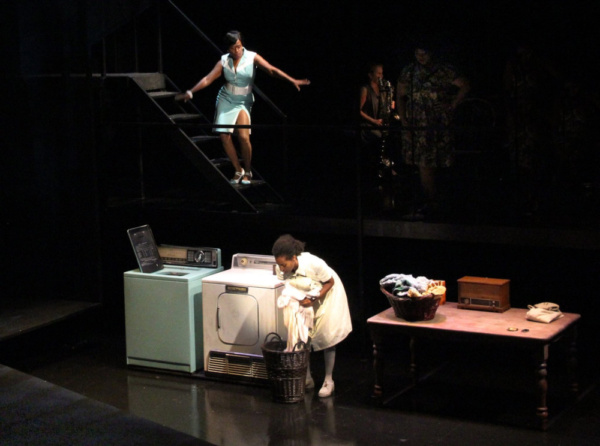 Photo Flash: A First Look at Tantrum Theater's Reimagined CAROLINE, OR CHANGE