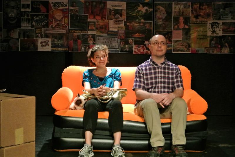 BWW Review: The Theatrical Reverie that is MARTIN DENTON, MARTIN DENTON