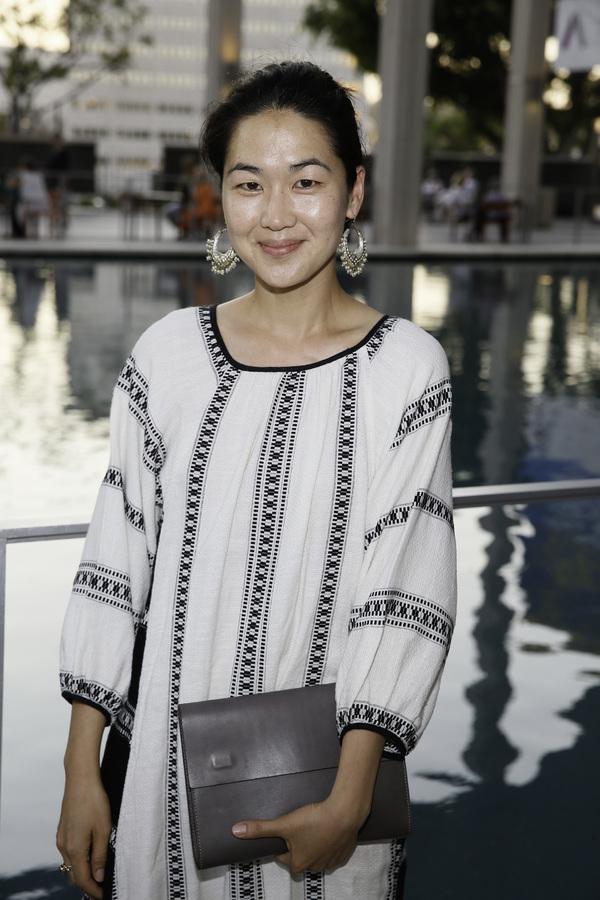 Jackie Chung