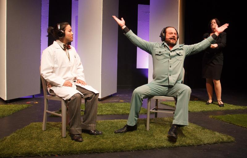 BWW Review: MAP Theatre's GREENSWARD Exposes the Cutthroat World of Grass