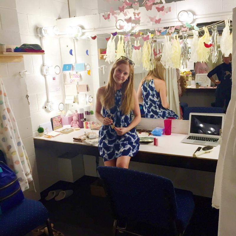 BWW Interview: Chatting With Rising Star Caitlin Cohn About Tom Stoppard, THE SECRET GARDEN and Her Transition Into More 'Mature' Roles
