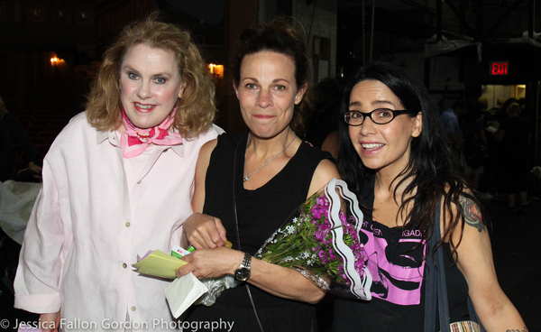 Celia Weston, Lili Taylor and Janeane Garofalo
