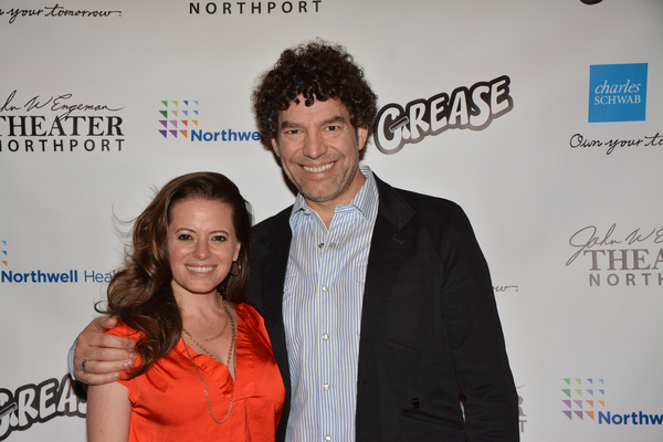 Antoinette DiPietropolo and Paul Stancato