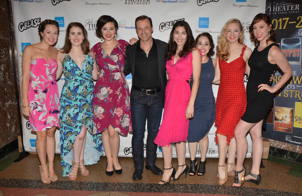 Photo Coverage: GREASE Opens at The John W. Engeman Theater Northport