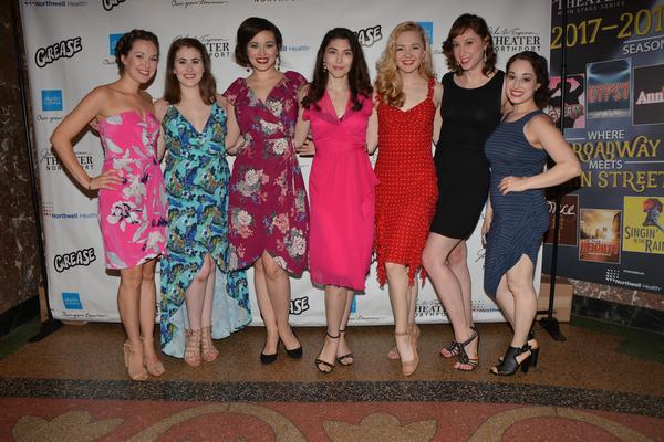 Llana Hunt, Hannah Slabaugh, Laura Helm, Madeleine Barker, Kaitlin Nelson, Courtney F Photo