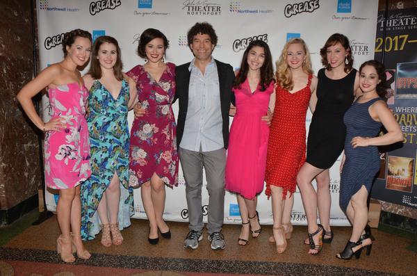 Paul Stancato joins Llana Hunt, Hannah Slabaugh, Laura Helm, Madeleine Barker, Kaitlin Nelson, Courtney Fekete and Sari Alexander
