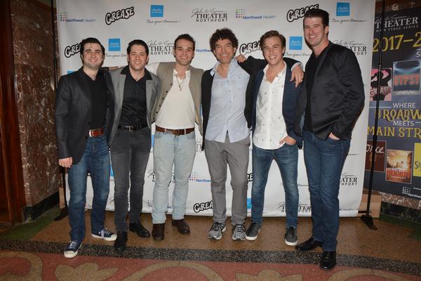 Chris Collins-Pisano, Casey Shane, Sam Wolf, Paul Stancato, Zach Erhardt and Chris Stevens