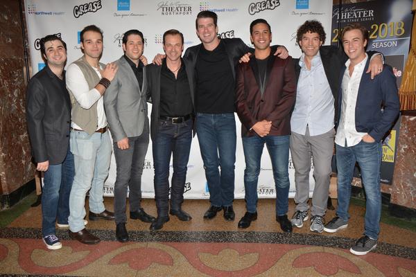 Chris Collins-Pisano, Sam Wolf, Casey Shane, Tim Falter, Chris Stevens, Robert Serrano, Paul Stancato and Zach Erhardt