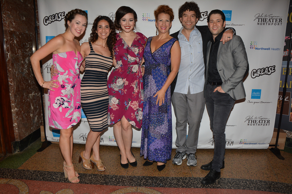Llana Hunt, Dana Iannuzzi, Laura Helm, Tracy Bidleman, Paul Stancato and Casey Shane