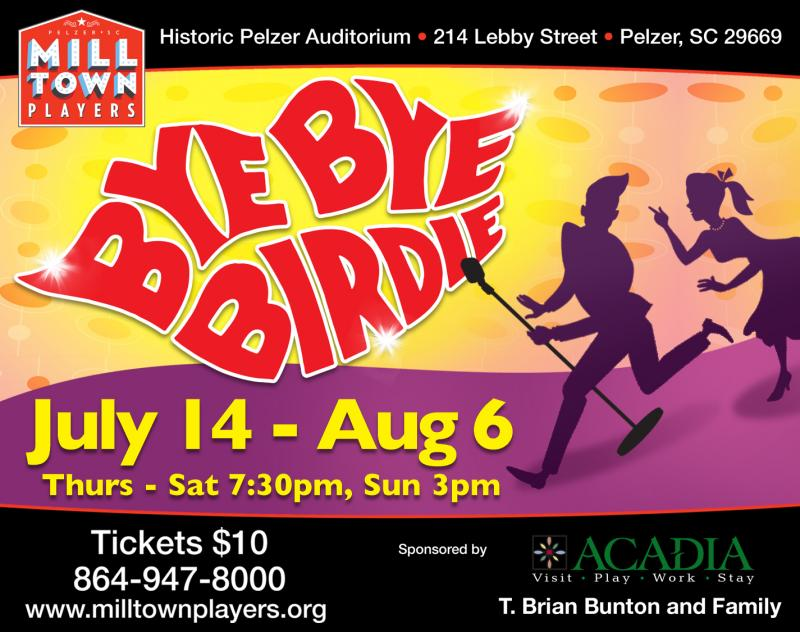 BWW Interview: Reed Halvorson, Director of BYE BYE BIRDIE Opening This Weekend at Mill Town Players