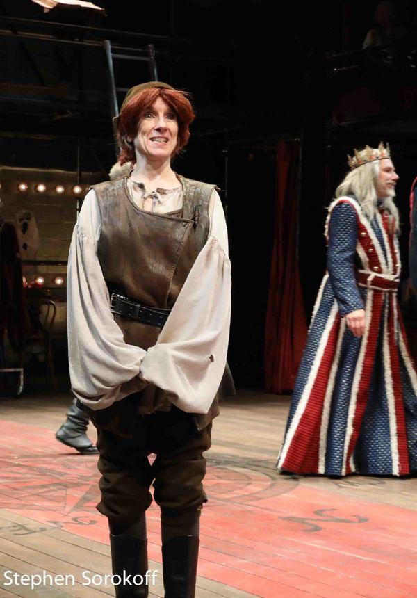 Photos: Senator Elizabeth Warren Attends Opening NIght Shakespeare & Co.'s CYMBELINE