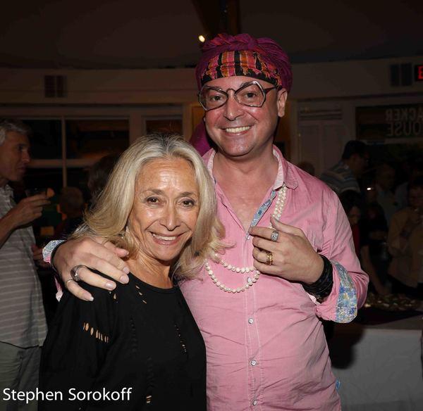 Eda Sorokoff & Arthur Oliver