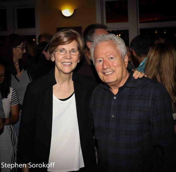 Elizabeth Warren & Stephen Sorokoff