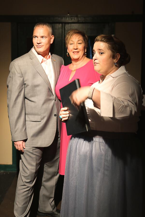 Lance Stodghill, Suzanne King and Brit Garcia