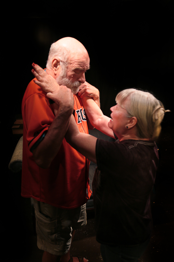 Carl Masterson and Tanya Terry