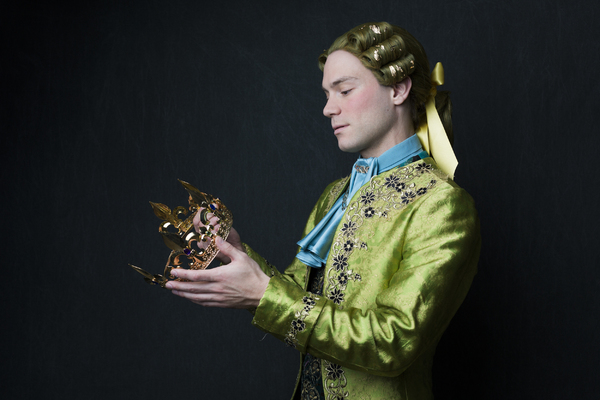 Photo Flash: freeFall Theatre Closes Out Season of True Lives with MARIE ANTOINETTE