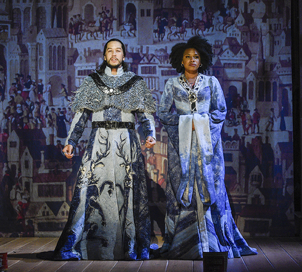 Photo Flash: First Look at HOOD at Dallas Theater Center