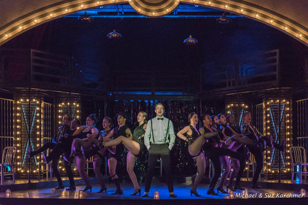 Photo Flash: First Look at Peregrine Theatre Ensemble's Sultry CHICAGO