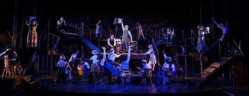 BWW Review: PARADE is Breathtaking at The Merry – Go –Round Playhouse