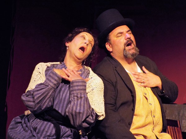 Photo Flash: THE THREEPENNY OPERA Comes to ActorsNET