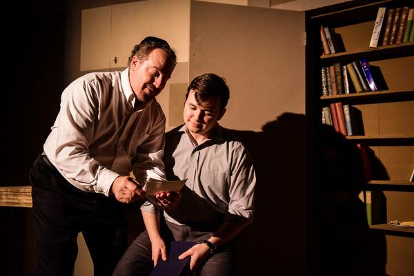 Brian Rabinowitz and T. Isaac Sherman