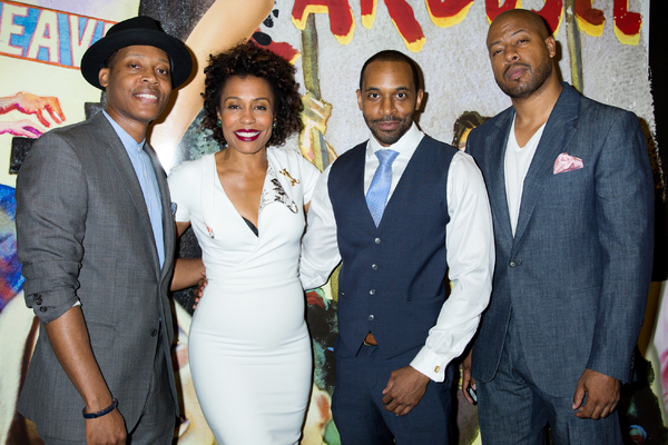 Namir Smallwood, Karen Pittman, Jaime Lincoln Smith, Morocco Omari