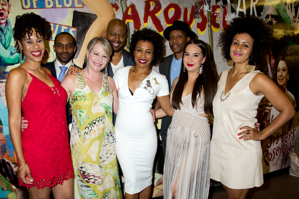 Dominique Morisseau, Jaime Lincoln Smith, Tasha Lawrence, Morocco Omari, Karen Pittman, Namir Smallwood, Heather Velazquez, Lileana Blain-Cruz