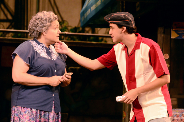 Photo Flash: First Look at Joshua Grosso and More in IN THE HEIGHTS at Pittsburgh CLO