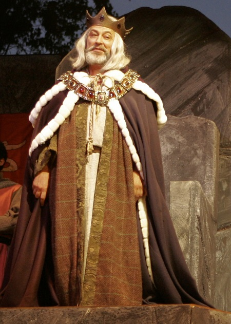 CAESAR To Go On After Director's Death at Kingsmen Shakespeare Company