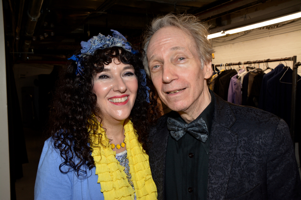 Barbara Siegel and Scott Siegel