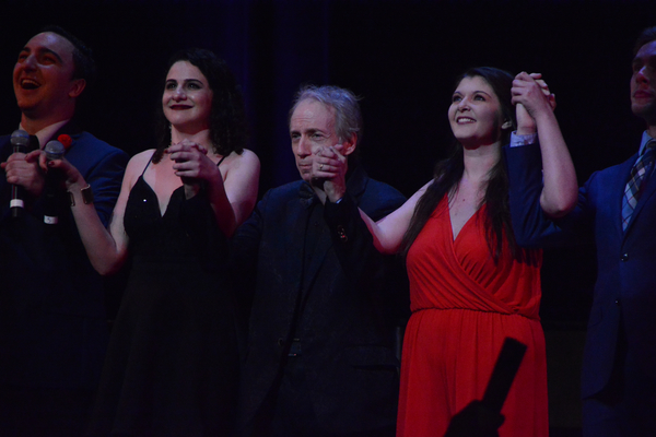Liron Gavri, Scott Siegel and Sarah Burke