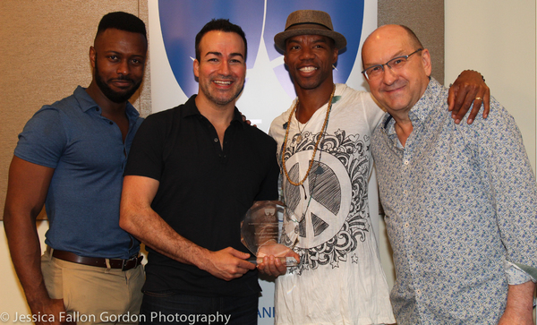 Photo Coverage: Actors' Equity Association Presents GREAT COMET, COME FROM AWAY and A DOLL'S HOUSE, PART 2 with Excellence in Diversity Award