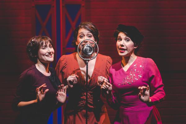 Alex Frohlinger, Stephanie Lynne Mason, Dani Marcus
