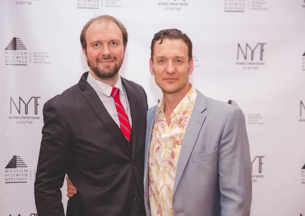 Christopher Massimine and Glenn Seven Allen