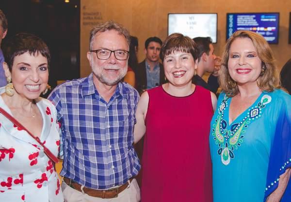 Photo Flash: AMERIKE - THE GOLDEN LAND Celebrates Opening Night Off-Broadway