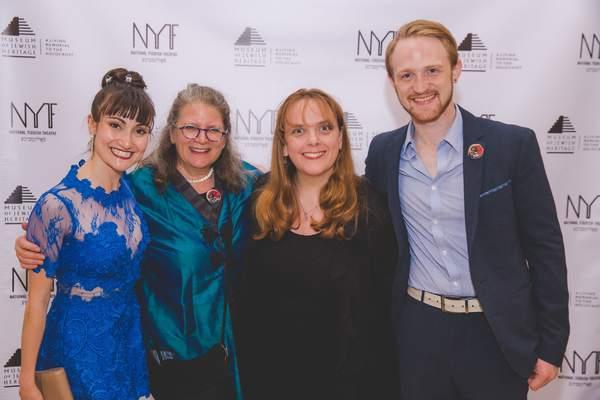 Alexandra Frohlinger, Bonnie Sue Stein, Jamibeth Margolis, Patrick Calhoun