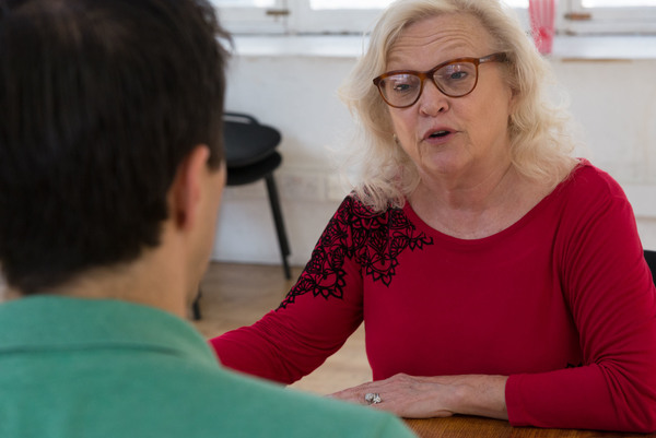 Photo Flash: in Rehearsals for I LOVED LUCY at London's Arts Theatre