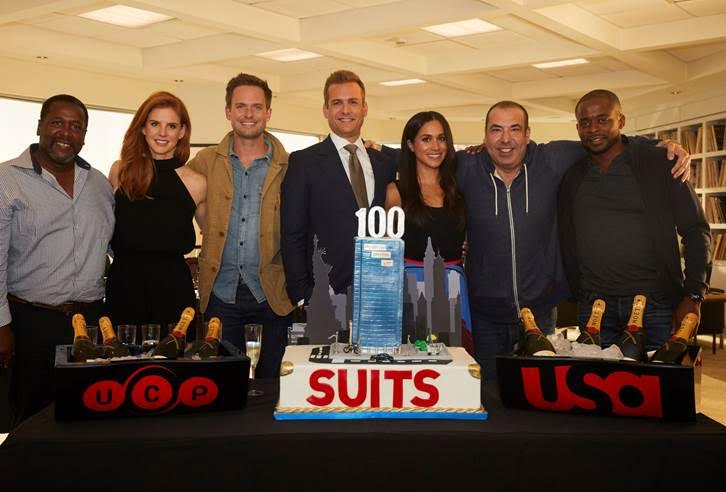 Suits' Gabriel Macht Reflects on Harvey's Growth Ahead of Season 7