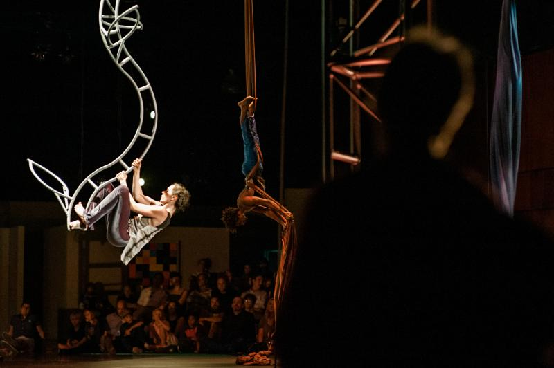 2017 Sideshow Fringe Festival Gathers Hundreds of Local Artists in Largest Event Yet