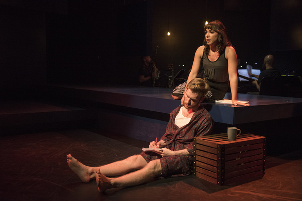 Photo Flash: First Look at Kokandy Productions' LITTLE FISH at Theater Wit