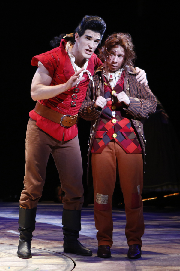 Photo Flash: First Look at Disney's BEAUTY AND THE BEAST, Featuring Christiane Noll at North Shore Music Theatre