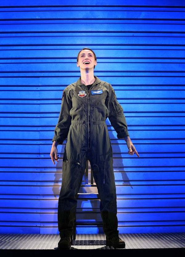 Photo Flash: First Look at GROUNDED at Westport Country Playhouse