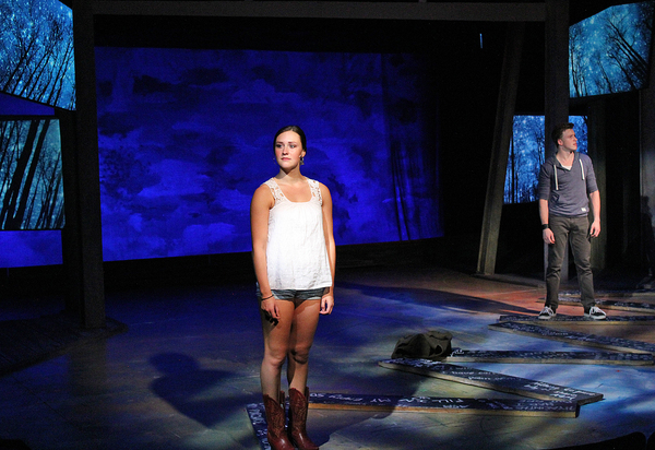 Photo Flash: FOOTLOOSE Leaps Onto The Stage At Cortland Repertory Theatre