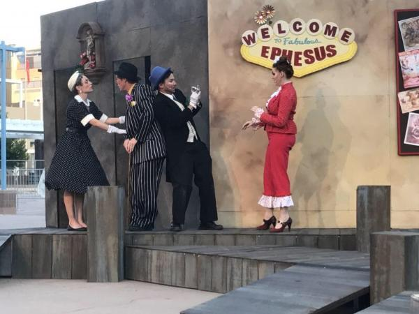 BWW Review: THE COMEDY OF ERRORS at The Civic Plaza