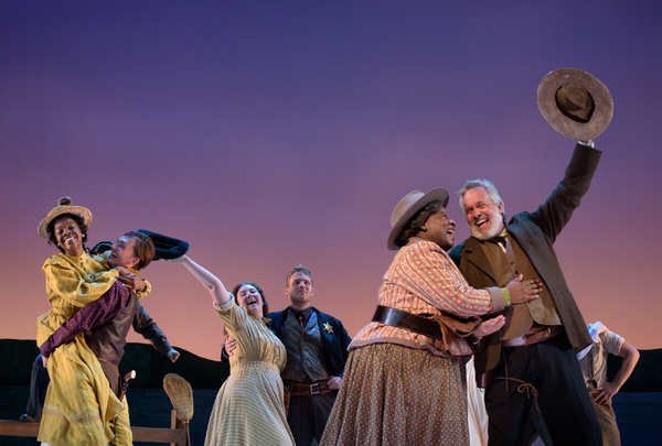 Photo Flash: The Glimmerglass Festival's OKLAHOMA! Continues Through August