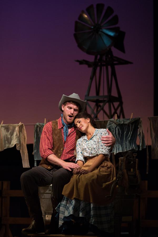 Jarrett Ott and Vancessa Becerra Photo