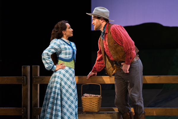 Vanessa Becerra and Jarrett Ott Photo
