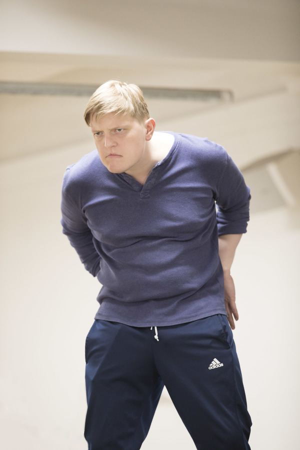 Photo Flash: In Rehearsals for OLIVER TWIST at Regent's Park Open Air Theatre