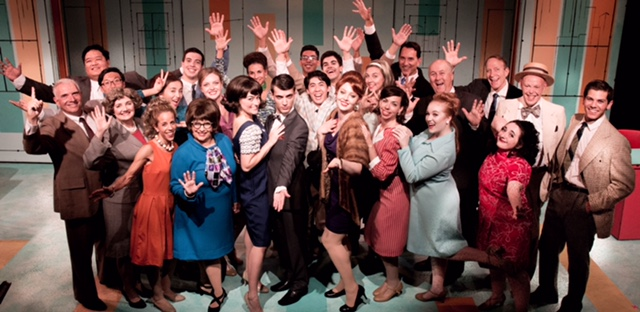 Photo Flash: SummerStage at Leonia Stages HOW TO SUCCEED IN BUSINESS WITHOUT REALLY TRYING